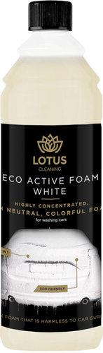 ECO ACTIVE FOAM Eco Active vaahto valkea - 1 l pullo