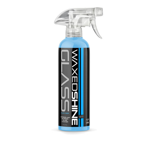 Waxed Shine - Glass Cleaner